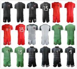Le Mexique 10 Giovani dos Santos le gardien de but Les kits de maillots de football de Football