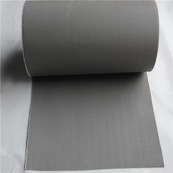 Fibra de vidrio recubierto de silicona ignífuga Producto Material de aislamiento de calor