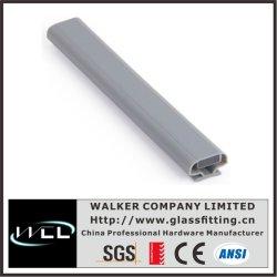 Dg119-Insert-Slot-Magnetic-Profile-de-vidro-para-Glass-Fits-6mm para-12mm em vidro