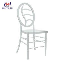 Mobiliário de exterior em acrílico Ghost Empilháveis Cadeira Eventos Wedding