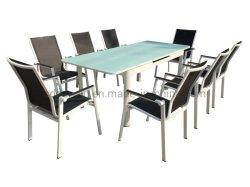 Venta caliente de malla de aluminio fundido de Patio, muebles de exterior