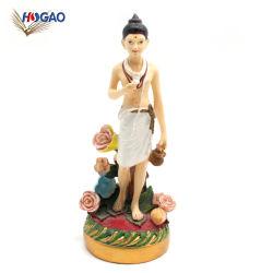 Dimensioni Personalizzate Religione Figurine Home Decor Resina Buddha Statua