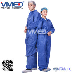 O SMS Vestuário Vestuário industrial global fato-macaco de segurança