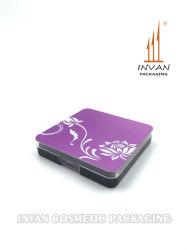 L'ODM/OEM carré à la mode 3D Printing Emballage cosmétiques Poudre compacte Fondation Case Cas