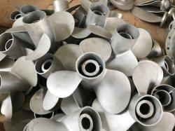 中国の河北は製造者、海洋プロペラの部品を投げる失われたワックスをカスタマイズした