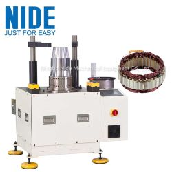 Bobinage du stator du moteur Semi-Auto Machine d'insertion