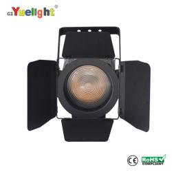 Gz Yuelight Factory Patentiertes Produkt Weiße LED 300W Spot Video Profil Spot Light für Church Meeting Room Studio TV Station Catwalk Stage Fashion Show