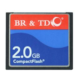 コンパクトなフラッシュ・メモリのカードのBr&Td Ogrinalのカメラのカード2g