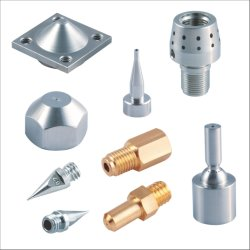 Edelstahl Messing Aluminium CNC Drehfräsen Bearbeitung Ersatzteile