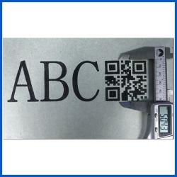 Tijの熱インクジェット印字機のための速い乾燥したHPの支払能力がある黒く白く黄色い隠顕インキのカートリッジはマーキングプリンターをカートンに入れる
