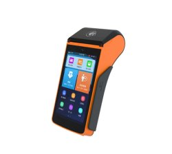 Touch Screen des Gaststätte Positions-Terminal-Ts-P20L 5inch IPS TFT LCD mit Thermodrucker