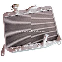 Radiador de Corridas de alumínio para a Alfa Romeo Spider 1300 1600 Roundtail 2 Linhas-56mm