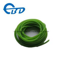De groene RubberBuis van het Latex van de Kleur voor de Gymnastiek van het Huis