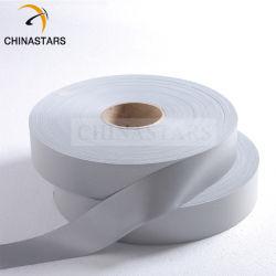 Chinstars衣類のためのレトロの反射銀製ファブリック布そして安全テープ