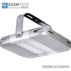 مصابيح LED عالية الضوء بقوة 80 واط مع مصباح LED عالي الضوء ومظلة في الخليج