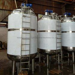 Химической и пищевой нержавеющей стали с системой отопления и бака заслонки смешения воздушных потоков