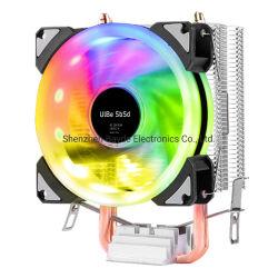 컴퓨터 CPU 쿨러 방열판 쿨러 히트 파이프 쿨러 RGB 팬 95W