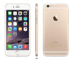 64 GB en color oro Ios8.0 iPhone 6 Más móvil