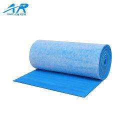 G4 Polyester pre-air grof filter, blauw en wit filter voor spuitverf cabine
