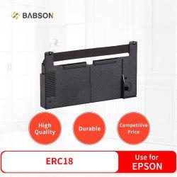 Compatible Epson ERC18 CER 18 ERC-18 cartouche de ruban pour er-4615 imprimante Cartouche de ruban de fournitures de bureau de la cartouche de toner