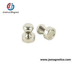Надежная металлическая неодимовым магнитным протолкните штифт магнитного протолкните штифт поставщика в Китае