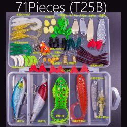 مجموعة الصيد الصيد الصيد الصيد غراء قضية لويا بايت قلم, فيب, مينو, بوسي, روك بنك مجموعة مزيج لعبة صيد السمك