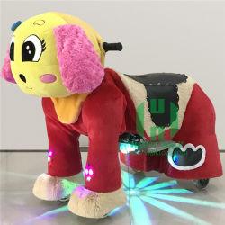 Elektrische batteriebetriebene Kiddie-Fahrgehende Tierfahrt für Mall
