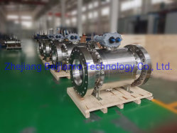 En acier forgé en acier inoxydable // clapet à bille de la bride de la Chine de la fabrication