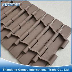 국제 표준 플라스틱 평판형 컨베이어 체인의 사용자 정의 모델 원산지: 중국 (820/821/880/882)