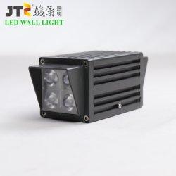 Luminária de parede LED lateral duplo edifício exterior para iluminação de decoração DC12V, 24V AC220V