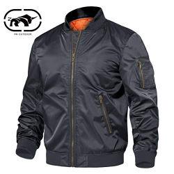 주문 모직 고리 재킷 도매 스웨드 Shearling 재킷 남자 Ruiniu