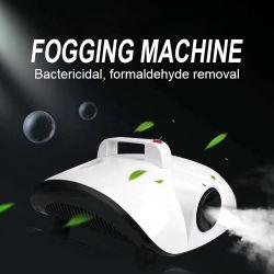 Un bon prix 900w la formation de buée Portable de décisions pour la fumigation d'impulsion de la fumée de la machine de brouillard de pulvérisation