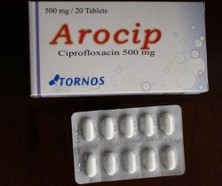 Pharmaceutical Ciprofloxacin Tablet 500mg Großhandel Medizin