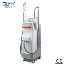 Wirkungsvolle q-Schalter Nd YAG Laser-Haut-Verjüngungs-Tätowierung-Abbau-Schönheits-Salon-Einheit