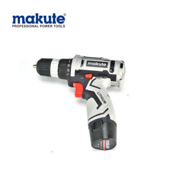 Lado Makute Drilling Power Tools aparafusadora sem fio 12V Bateria do Leão