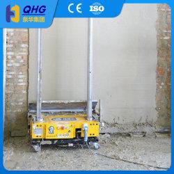 Paroi automatique électrique pour les murs de la machine de plâtrage rendu avec certificat ISO