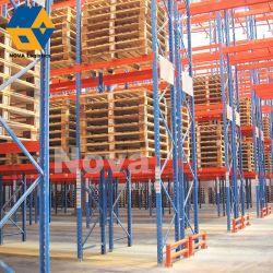 FIFO Warehouse Automatische Van Regale Verstellbares Shuttle Regalsystem für Holz