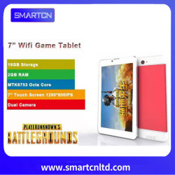 7 Tablets des Zoll-Mt6753 IPS Kern WiFi 1.3GHz Bildschirmdes android-7.0 1024*600IPS Octa PC mit Bluetooth GPS
