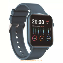 Il USB carica il braccialetto di vigilanza astuto impermeabile di Bluetooth Smartband del grande di Digitahi del Wristband dello schermo di Mutilanguage di frequenza cardiaca di pressione sanguigna video di temperatura corporea