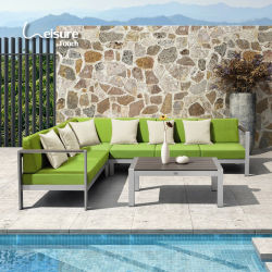Professional Reusable Multi-Function Aluminum Lounge Set Waterproof 소파 - Ashley
