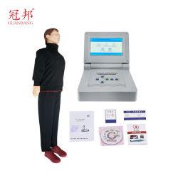 Hot Sales Advanced 전신 CPR 의료 교육 모델 터치 스크린