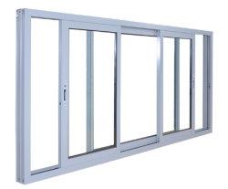 Precio estándar de Filipinas y el diseño de puerta corrediza/japonés Shoji Puerta corrediza/Nfrc certificada puerta corrediza de vidrio