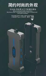 C USB-3.0 mit Ethernet-Adapter des Gigabit-RJ45 für die Handy-Aufladung schreiben Nabe