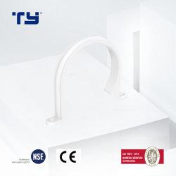 ASTM PVC-U プラスチック排水パイプフィッティングウォーターブランドの配管良好 価格表の減少ティーメーカークリップ