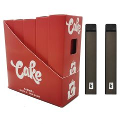 Newest gâteau Delta XL 8 appareil jetable Gummies E Cigarettes 1.0ml vide La cartouche d'huile épaisse Pod 280mAh batterie rechargeable Vape Pen des chariots de vaporisateur