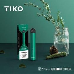 600 بافس ميني بار تيكو لتجارة السجائر الإلكترونية بالجملة مصنع إمداد مباشر