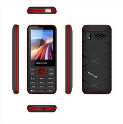 Grande ecrã 2.8inch dispõem de telefone, o teclado mais barato telemóvel Factory, Duplo Cartão SIM