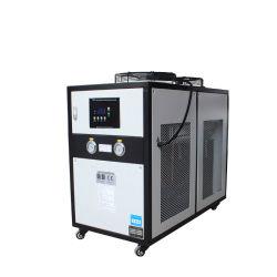 Macchina di plastica del refrigeratore del dispositivo di raffreddamento del serbatoio di acqua di industria di refrigerazione dell'iniezione