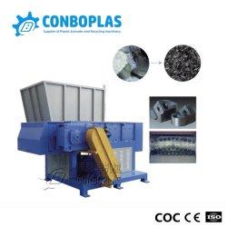 Пластиковый гранулятор перерабатывающая установка PE ПВХ ПЭТ АБС PP одного вала измельчителя