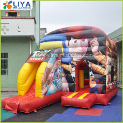 Commerciale gonfiabile Jumping Bouncy Castello in vendita con Toy Story